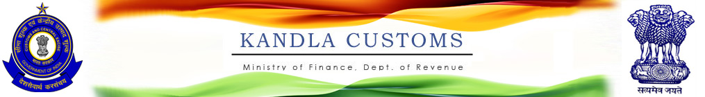 Kandla Customs